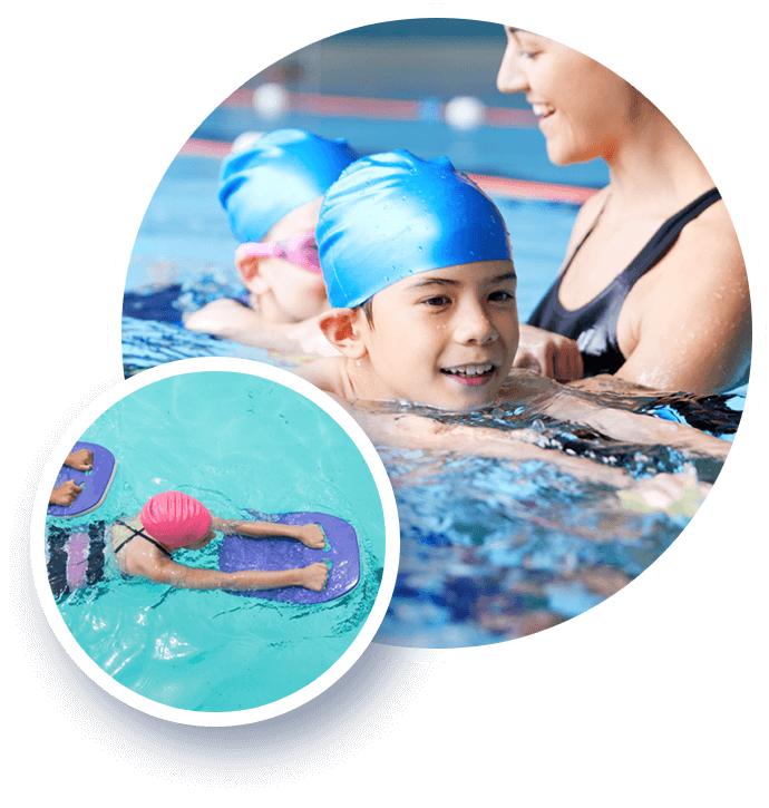 O plavecké škole Tábor