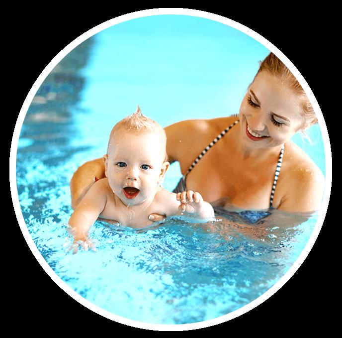 Kurzy plavání Tábor předškolní věk
